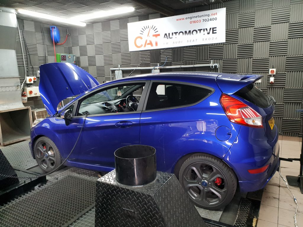 Mysterious Ford Fiesta ST running problems