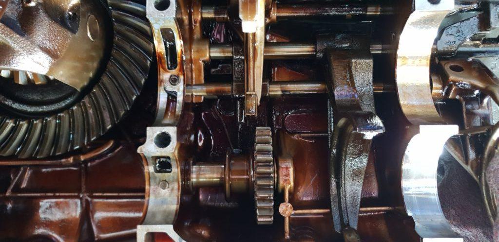 Subaru gearbox fixed norwich