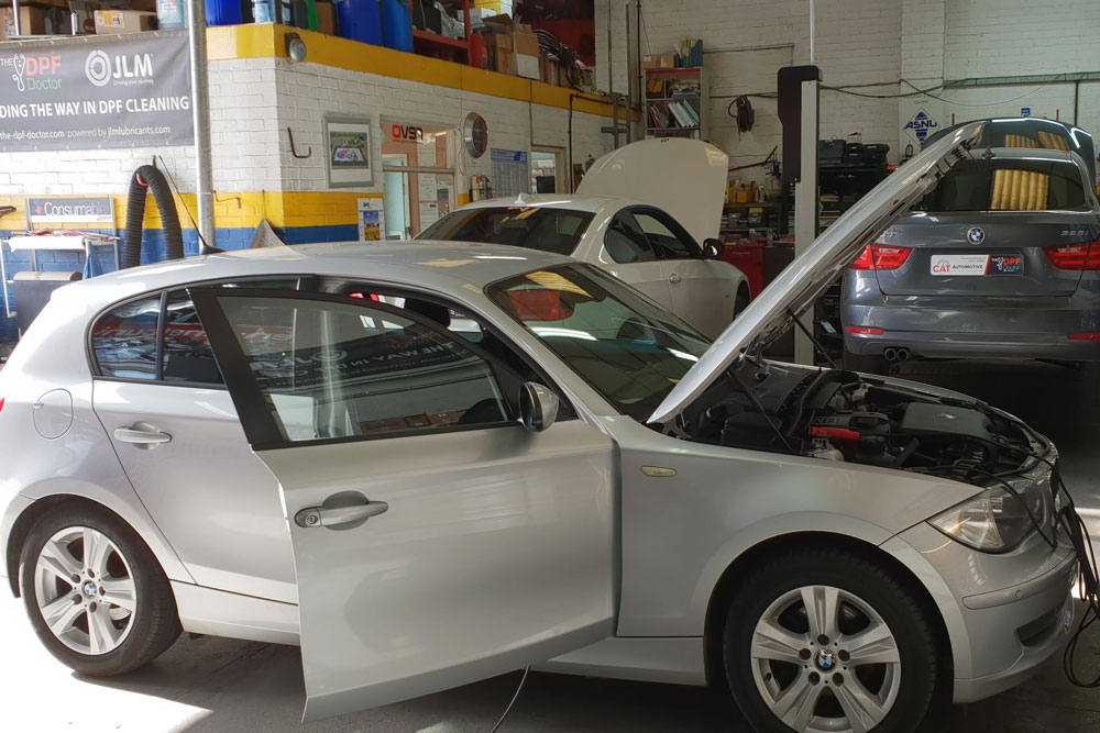Car Servicing at CAT Automotive in Norwich