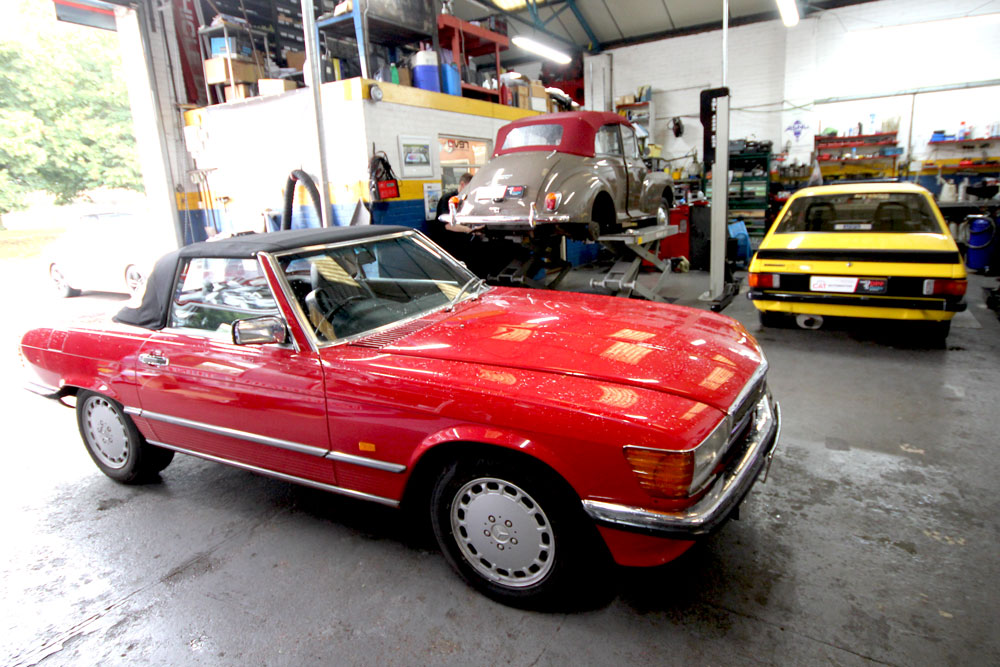 Classic Car Services at CAT Automotive in Norwich