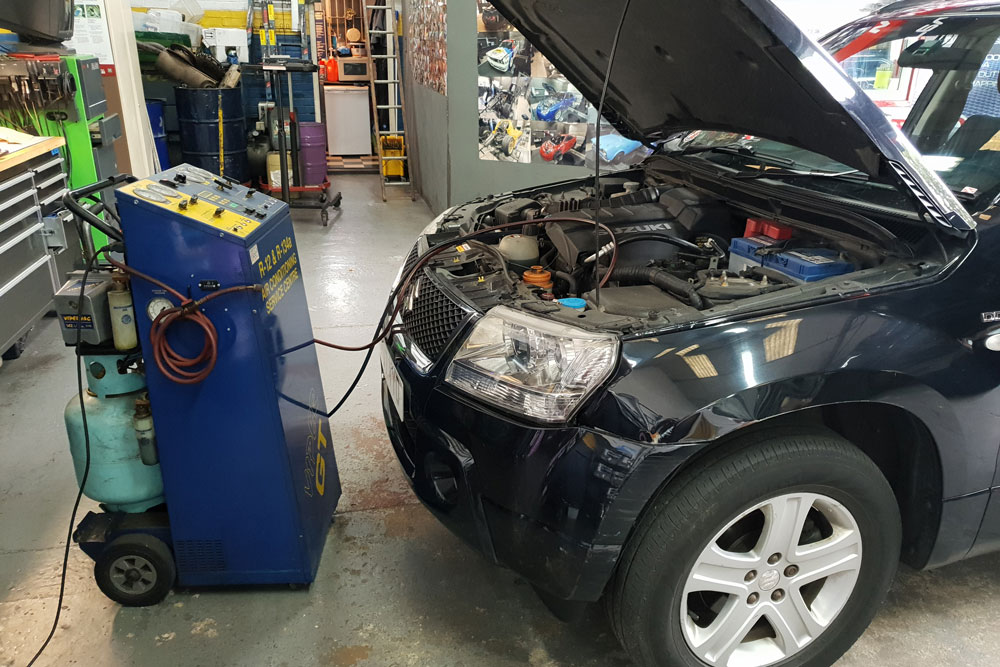 Air Conditioning Services at CAT Automotive in Norwich