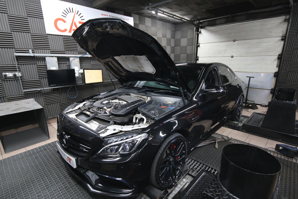 Rolling Road Remapping at CAT Automotive in Norwich