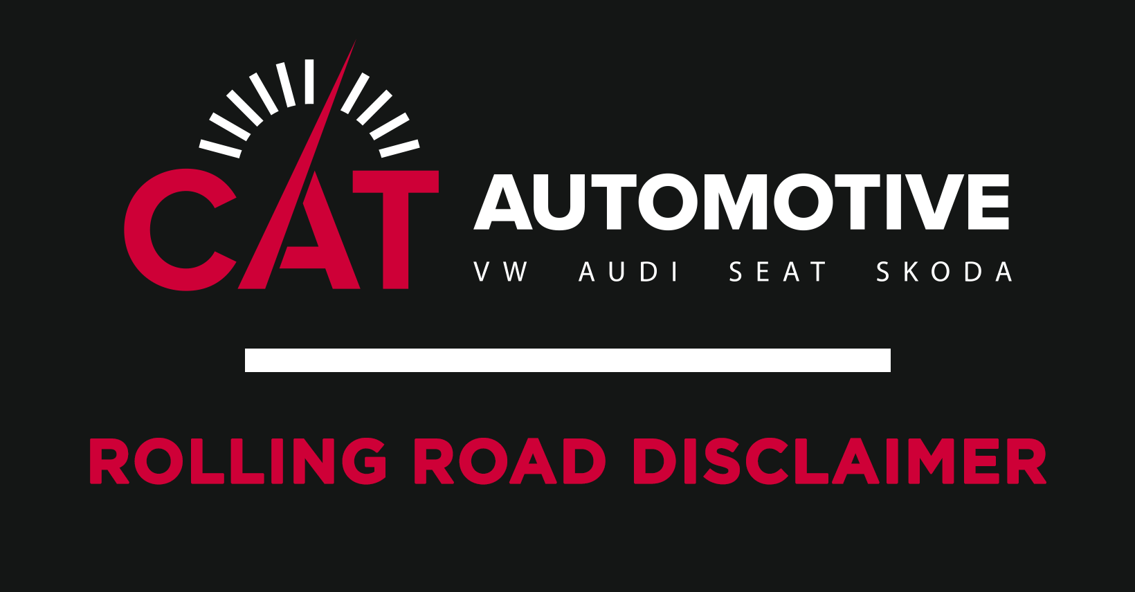 Rolling Road Disclaimer