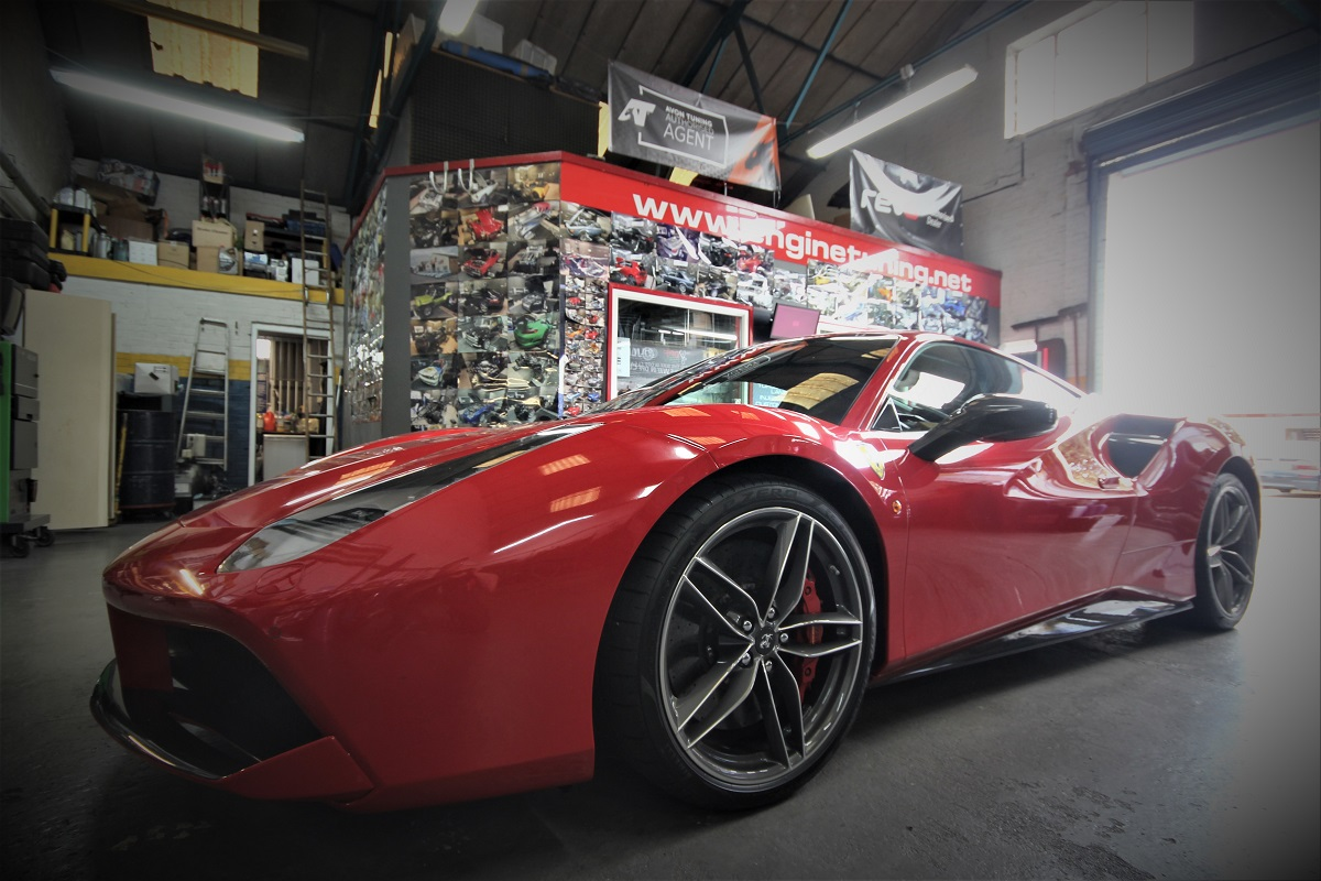 Ferrari Remapping - Norwich